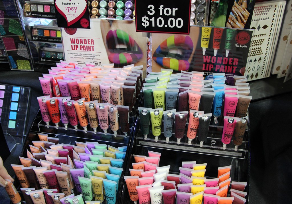 J.Cat Beauty Wonder Lip Paints...remind you of anything?