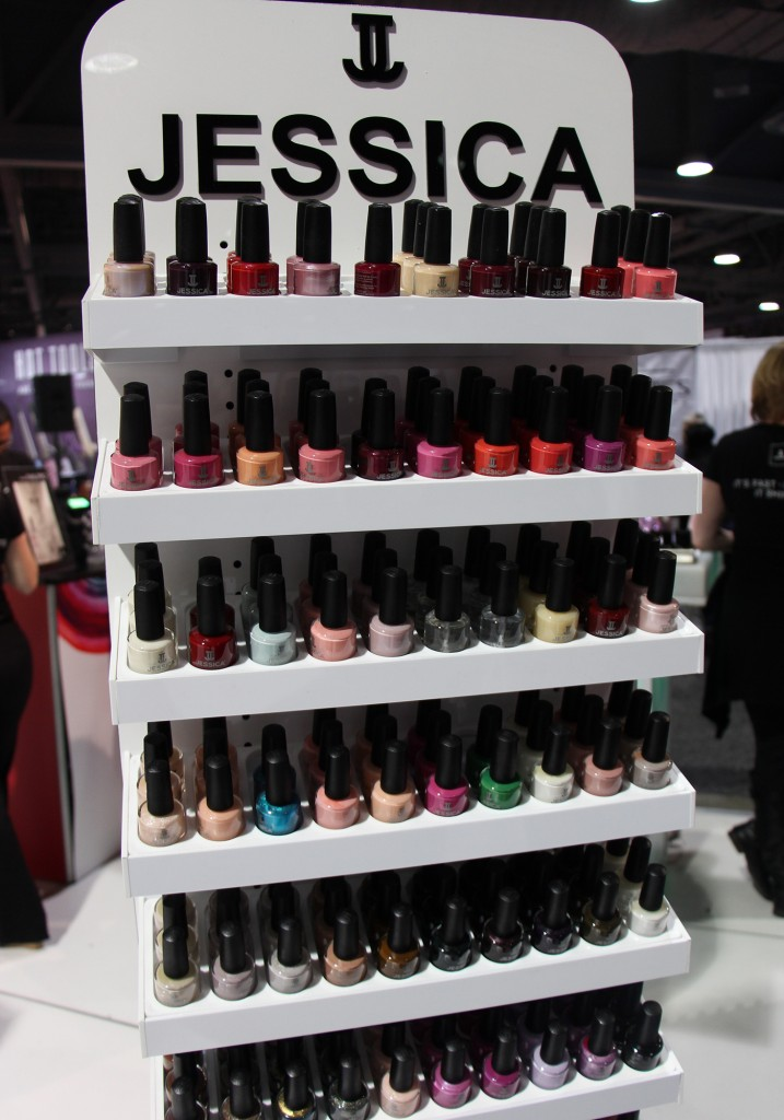 Jessica Nails- I love this brand and was great to reconnect! Hope to try their new Phenom line