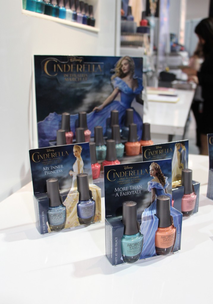 Morgan Taylor's Cinderella collection