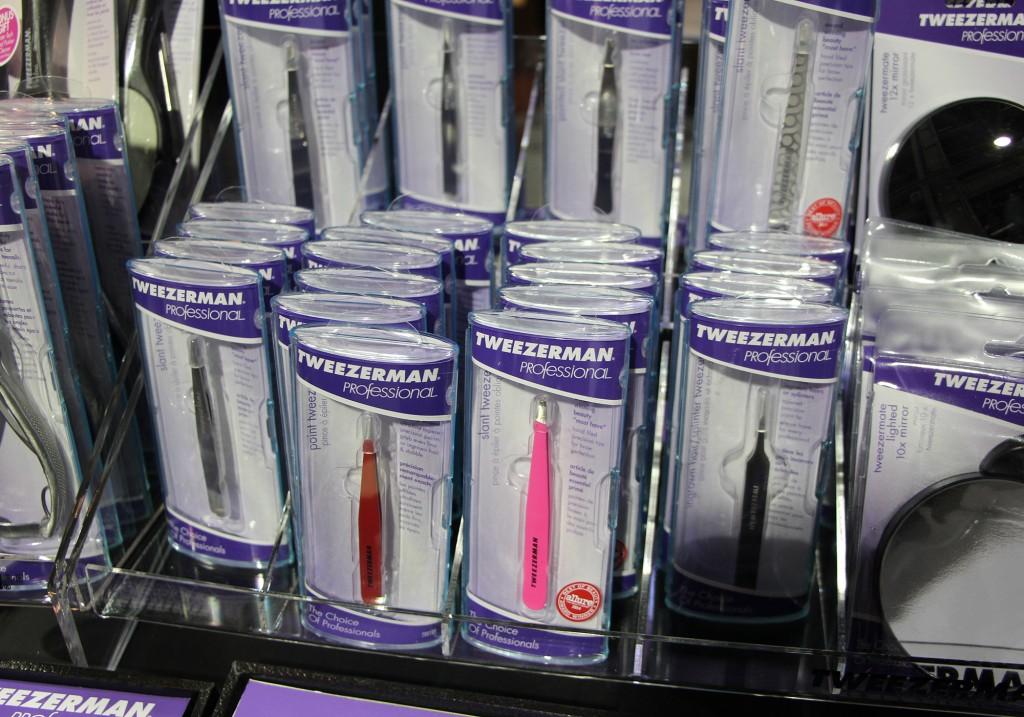 Tweezerman- the best damn tweezers ever!