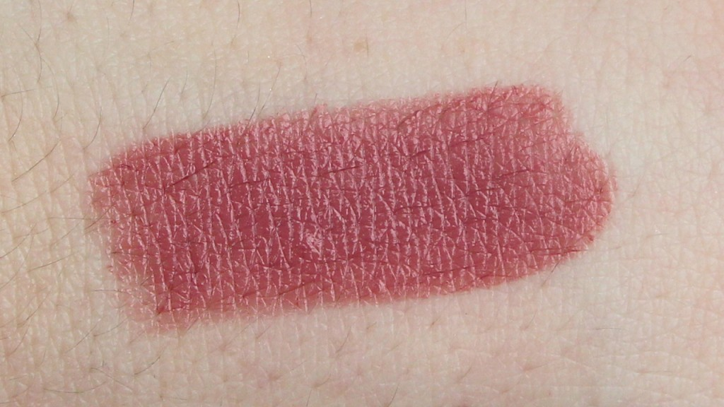 NYX Butter Lipstick in Pops Swatch