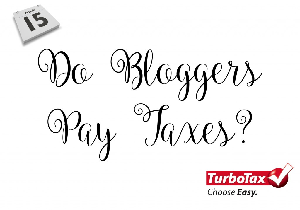 Do Bloggers Pay Taxes? TurboTax Absolute Zero