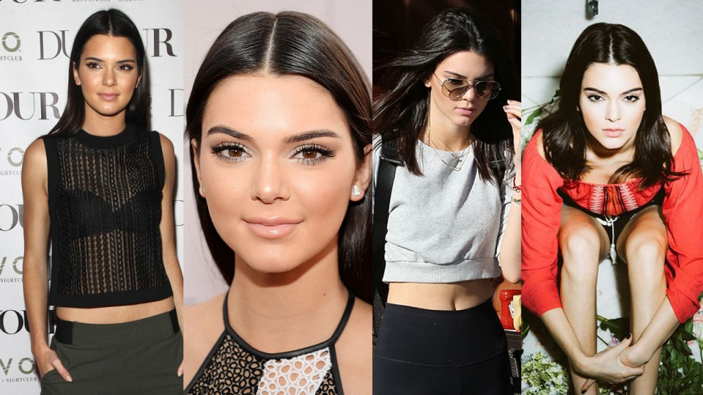 Kendall Jenner Makeup Tutorial Celebrity Doppelganger Inspiration