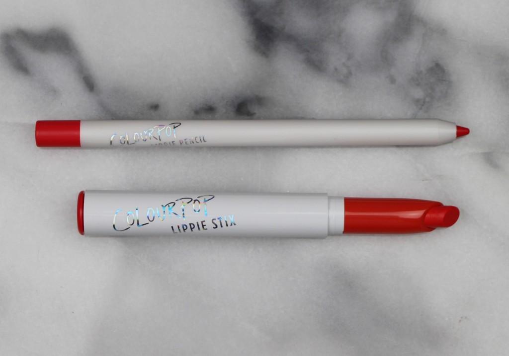 ColourPop Chi-Chi Lippie Stix Pencil Review