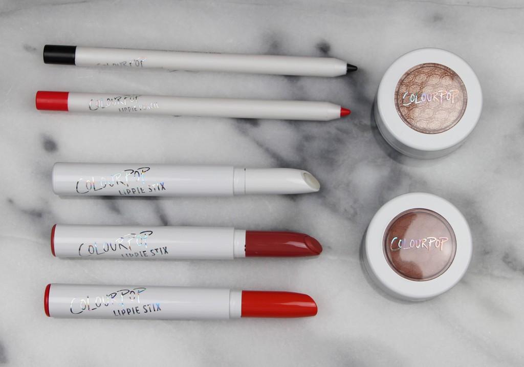 ColourPop Cosmetics Haul Review