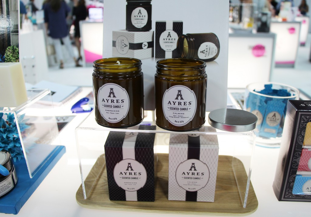 Ayres Fragrance at Cosmoprof North America Las Vegas 2015