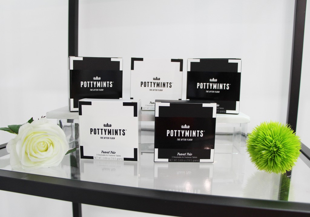 Pottymints After Flush Bathroom Air Freshener Fragrance at Cosmoprof North America Las Vegas 2015