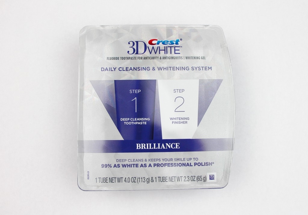 #GetPolished with Crest 3D White Brilliance Toothpaste 2 Step System Review 2