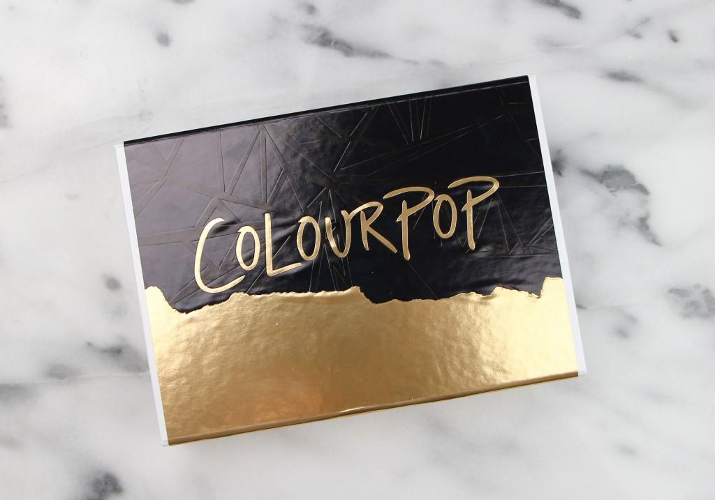 ColourPop Cosmetics Blitzed Super Shock Shadow Set Review & Swatches