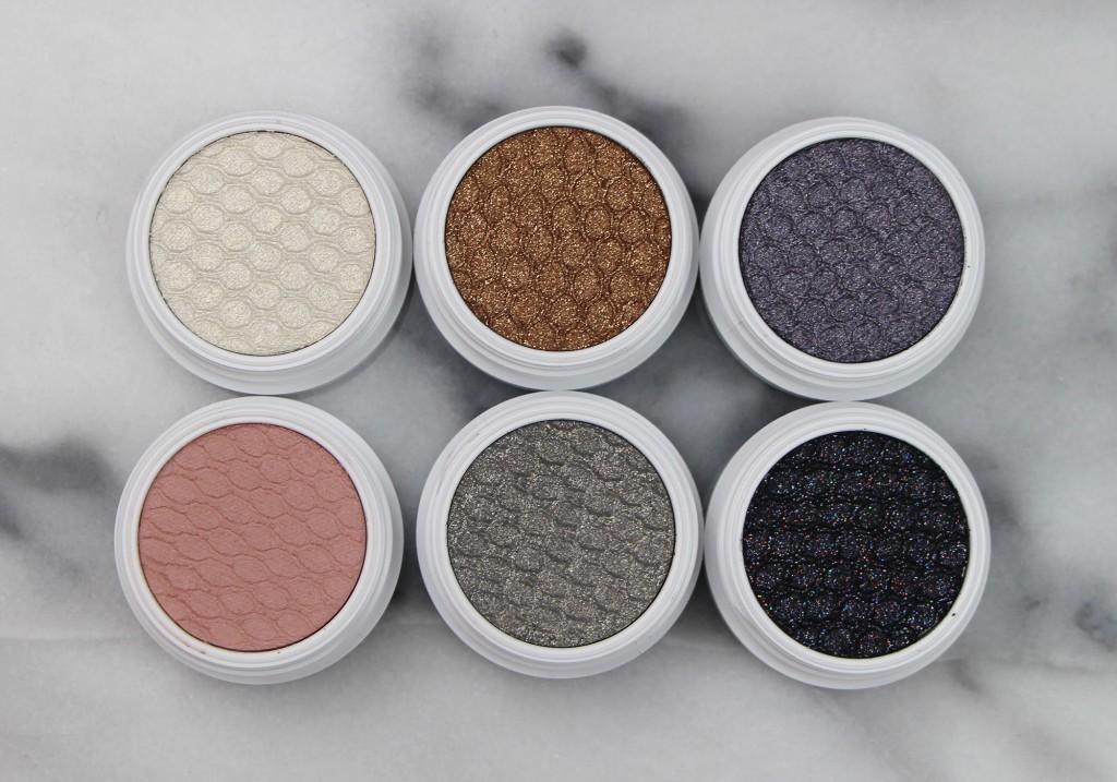 ColourPop Cosmetics Blitzed Super Shock Shadow Set Review & Swatches 2