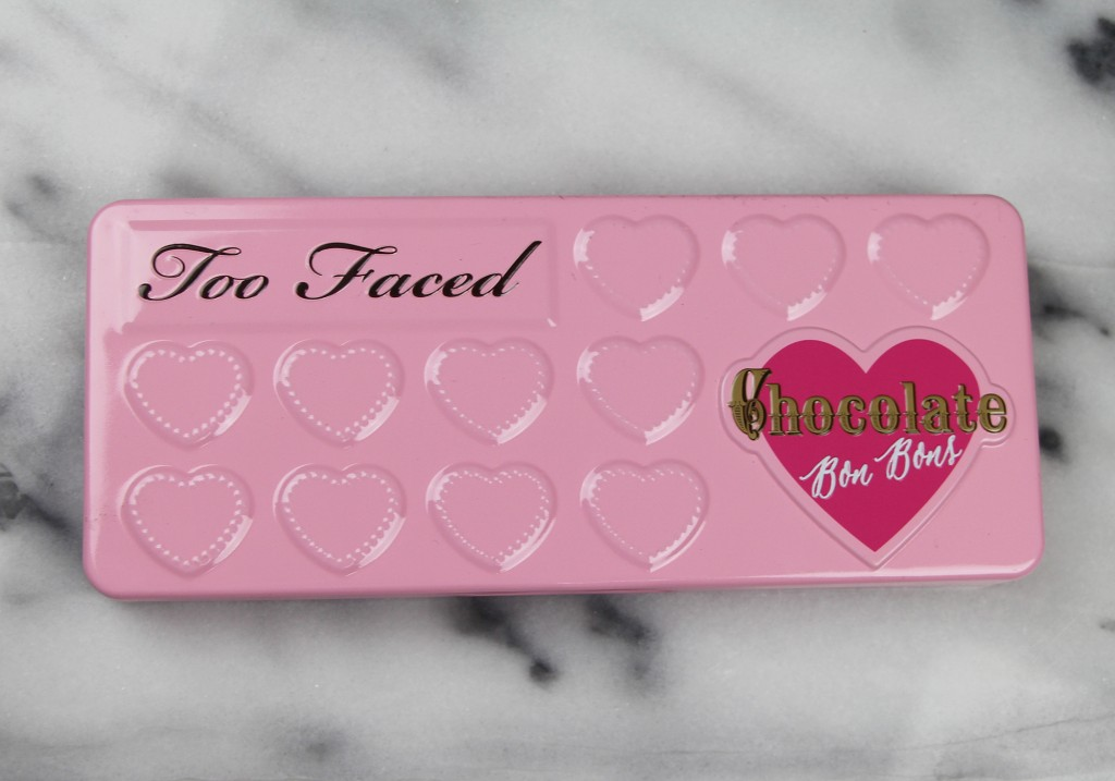 Too Faced Chocolate Bon Bons Eye Shadow Palette Review & Swatches 4