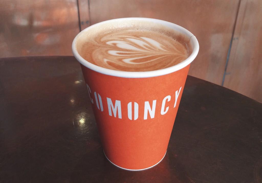 Comoncy Cafe Los Angeles Beverly Hills Review Olivia's Espresso Fix