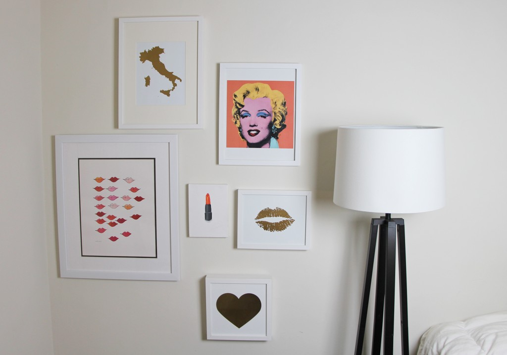 How To Make Your Own Gallery Wall DIY Tutorial 6