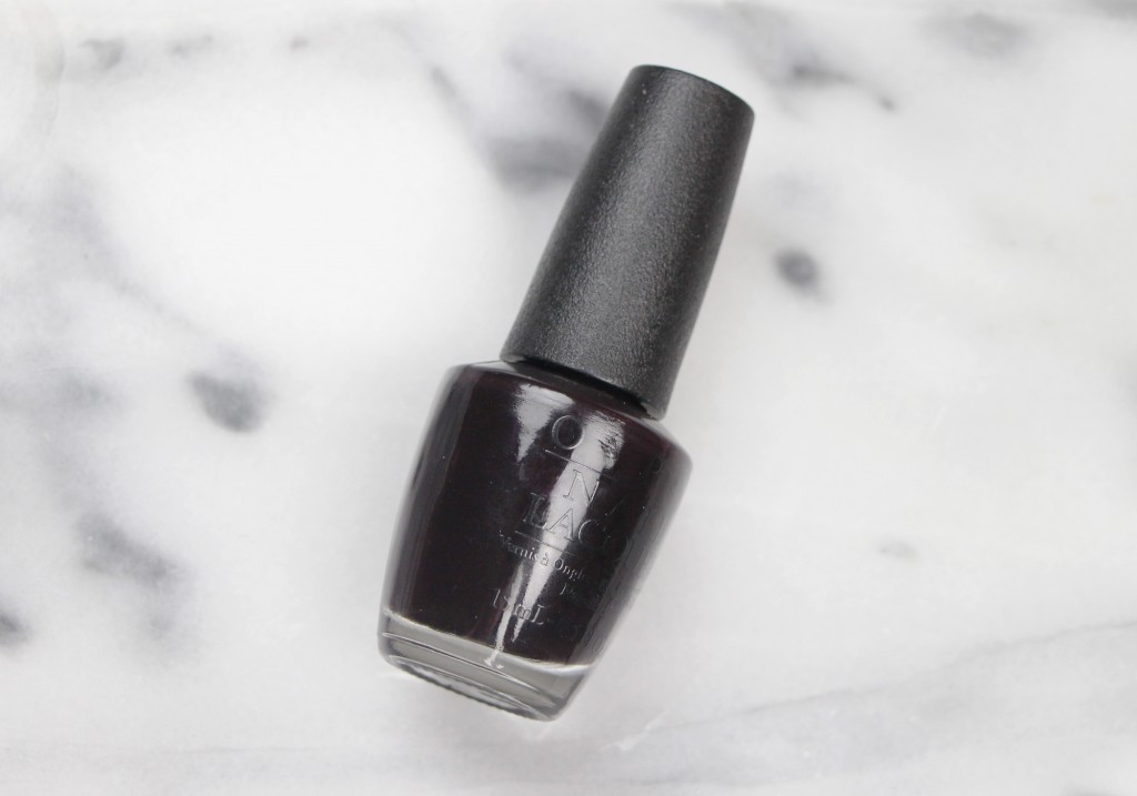 OPI Lincoln Park After Dark Nail Polish Review
