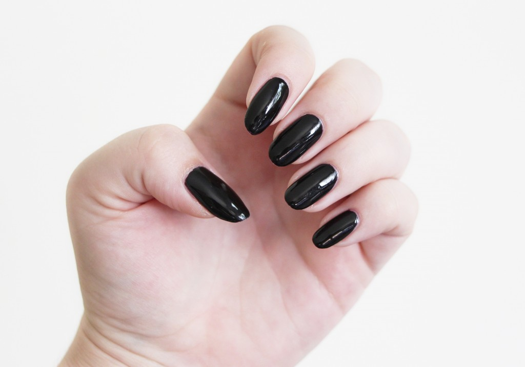 OPI Lincoln Park After Dark Nail Polish Review Swatch