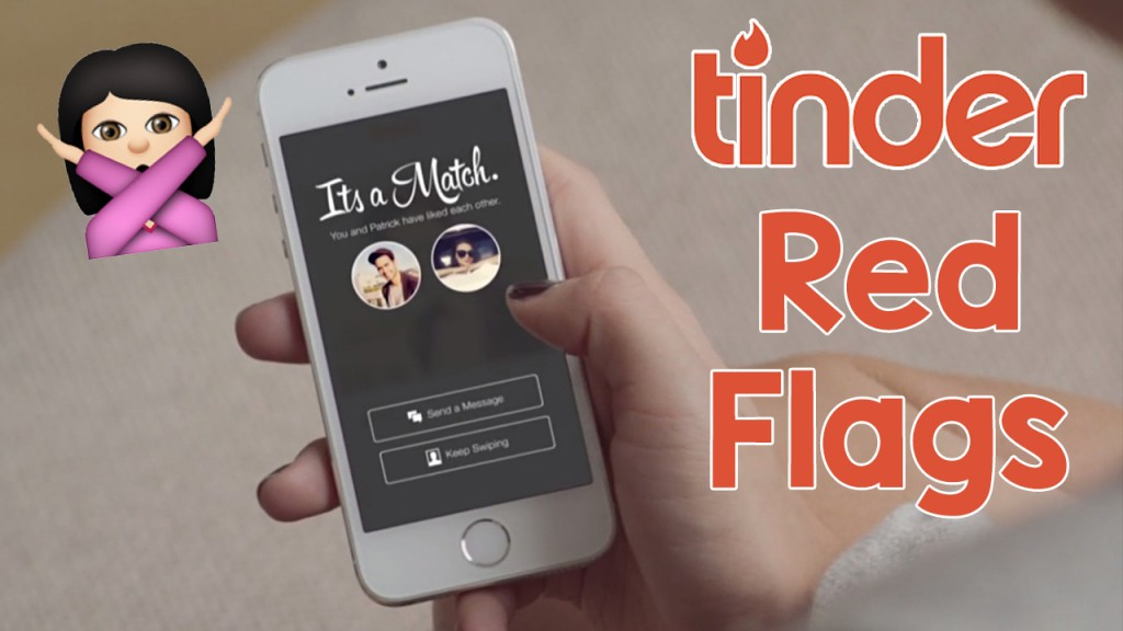 Tinder Red Flags Dating In LA When To Swipe Left Los Angeles Tinder Expert Dating Blogger