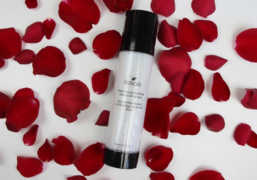 Boscia White Charcoal Mattifying Makeup Setting Spray Review 2
