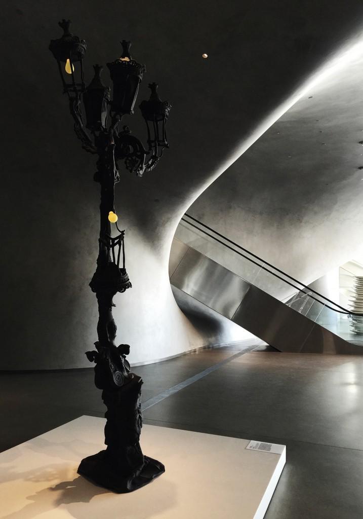 """Urs Fischer """"Untitled"""" (2012)"""