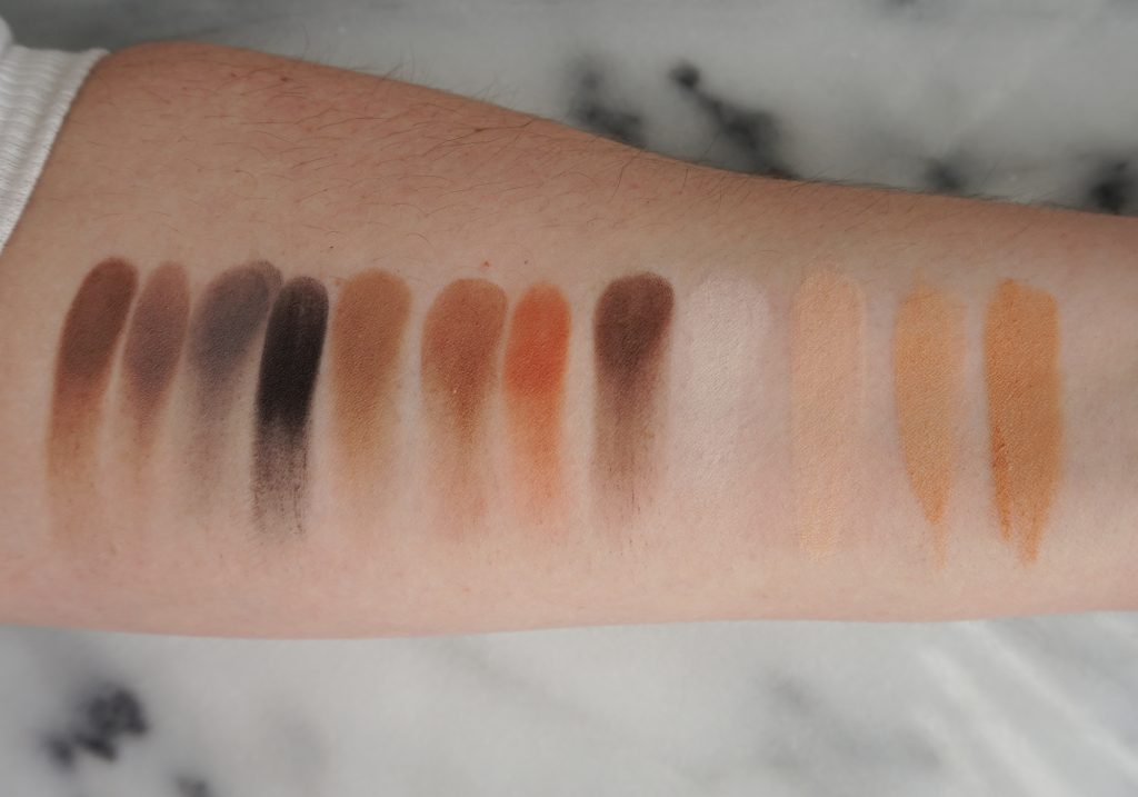 Viseart Eyeshadow Palette 01 Neutral Matte Review Amp Swatches