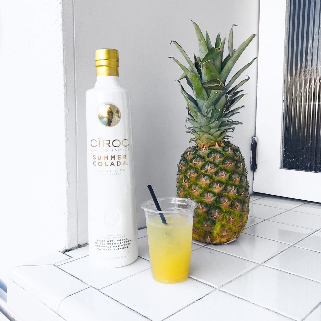 CÎROC Summer Colada Review