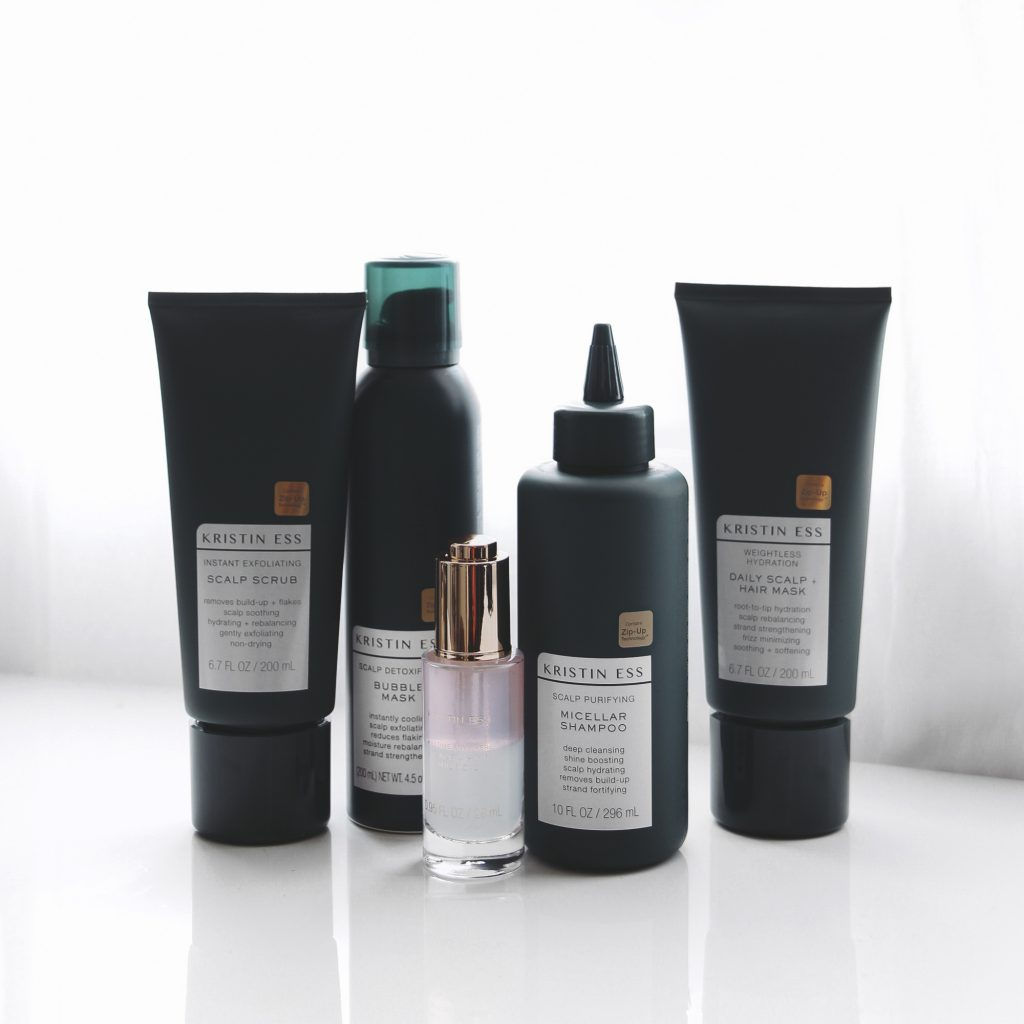 Kristin Ess Scalp Collection Review & Demo | Video